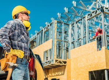 Construction Business Concept